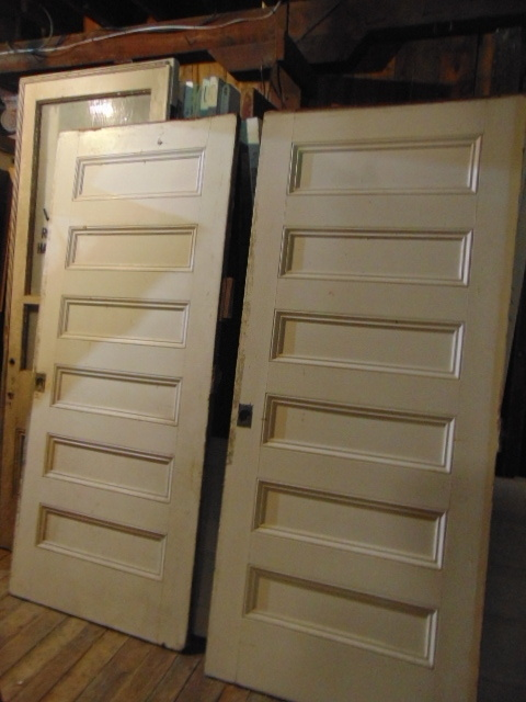 12 Pocket Door Pair Each Door Measures 36 X 84