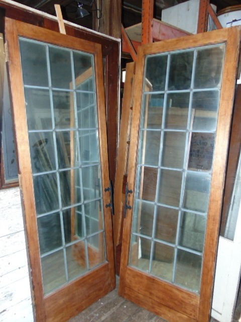 3 Pair Of Pocket Doors 36 X 96