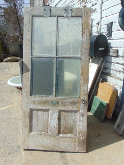 Antique Dutch Door Salvaged