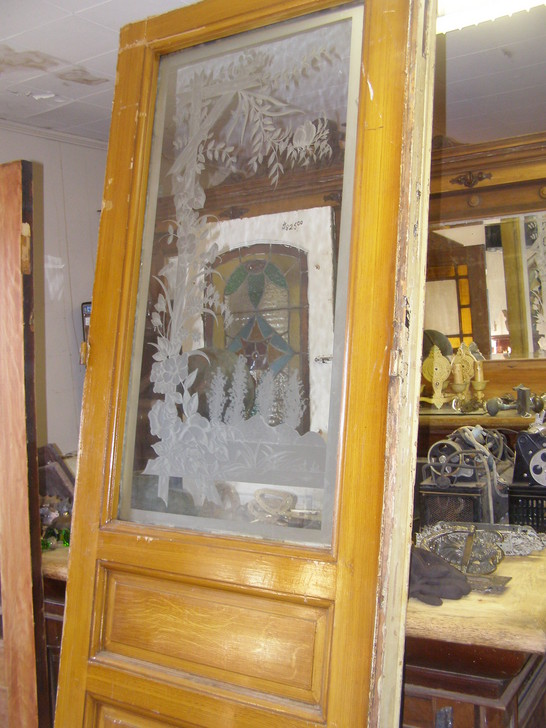 Antique exterior doors for Old wood doors salvaged